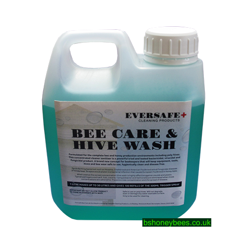 Hive Wash - 1l Concentrate