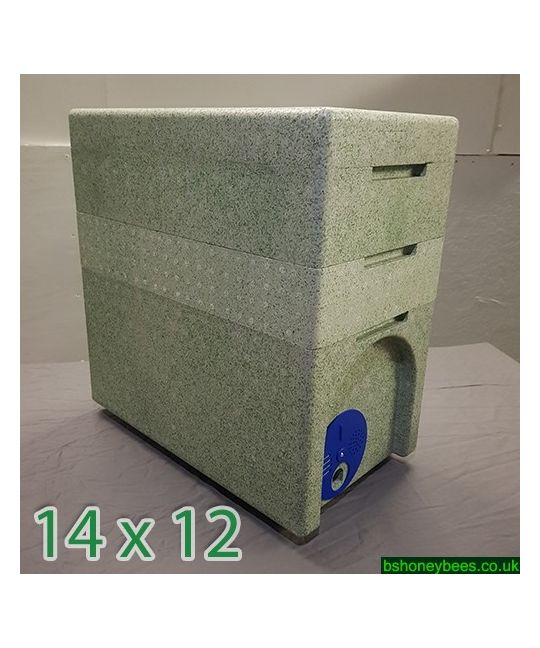 National 2 in 1 Poly Nuc Box (14x12)