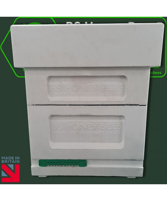 National 2 in 1 Poly Hive (14x12) + 1 Super