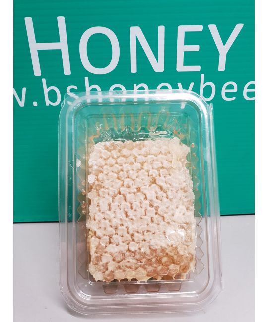 8oz (226g) Pure Cut Comb English Honey