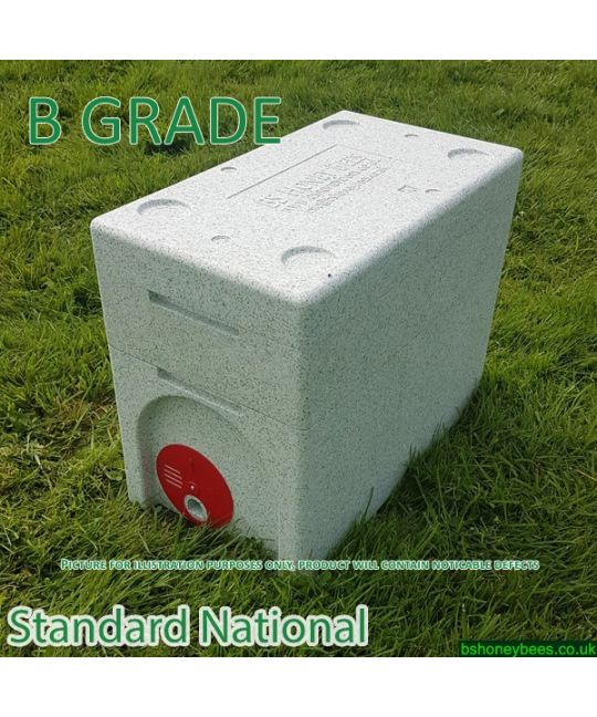 National 2 in 1 Poly Nuc Box B Grade